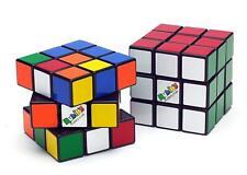 Original Rubiks Cube Rubix Magic Rubic Mind Game Classic Puzzle Kids/Adults NEW!