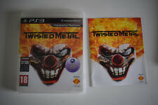 twisted metal ps3 ps 3 playstation 3