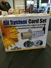 Hydrofarm all system cord set Cs53500