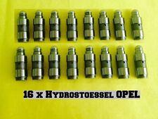 16x Opel Corsa D 1,0L + 1,2 L + 1,4 Hydro Poussoir de Soupape Hydraulique OPC