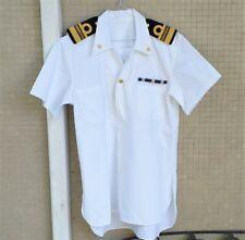 Camicia estiva vintage Marina Militare Capitano di Fregata