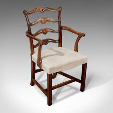 Mahogany Georgian Antique Chairs
