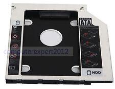2nd 2.5 SSD HDD Caddy pour HP Pavilion 15-ak085na 15-n013sq 15-P055TX 15-ay109nj