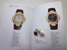 Catalog PATEK PHILIPPE Watches Collection 2008 - 2009 - Aquanaut Calatrava - ESP
