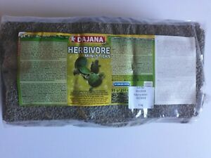 1 kg bulk Herbivore Mini Sticks - Terrapin / Turtle Food - vegetable  BBE 3/2022