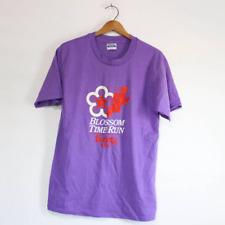 Vintage Blossom Time Run T Shirt Large