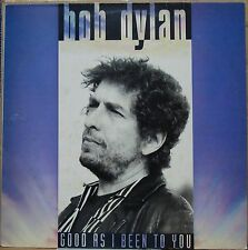 BOB DYLAN 1992 Good As I Been To You RARE! Scarce Vinyl Press Nm LP BRAZIL