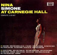 Nina Simone - Nina Simone At Carnegie Hall [CD]
