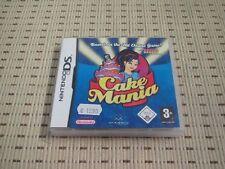 Cake mania pour nintendo DS, DS Lite, DSi xl, 3ds