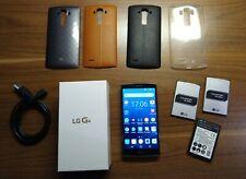 LG  G4 H815 - 5,5 Zoll, Leder Cover, guter Zustand