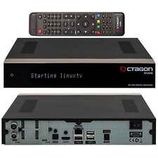 Octagon SF4008 Triple 4K 1x DVB-C/T2 Twin E2 Linux UHD SAT Receiver OpenATV IPTV