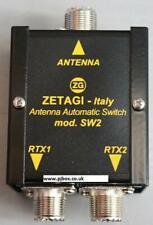 ZETAGI SW2 CB Radio Ham automático de antena switchcoax