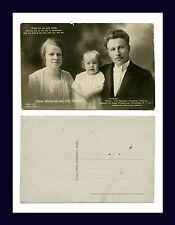 RHODE ISLAND PHILLIPSDALE KARLSON MISSIONARY FAMILY PHOTO POSTCARD CIRCA 1910