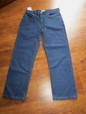 New Tyndale Jeans Flame Resistant Size 34x29 100% Cotton NWTGS USA Made