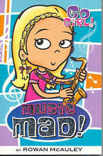 Go Girl Book #19 Music Mad! by Rowan McAuley Paperback