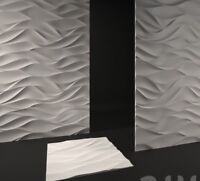 *WIND* 3D Decorative Wall Panels 1 pcs ABS Plastic mold for Plaster