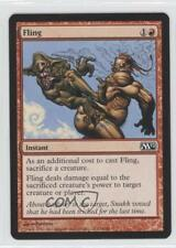 2011 Magic: The Gathering - Core Set: 2012 Booster Pack Base #134 Fling Card 0a1