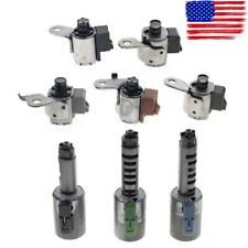 8pcs Transmission Solenoids Set for AW55-50SN AW55-51SN AF33-5 AW235 RE5F22A