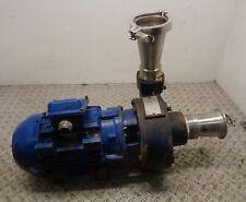Sterling Peerless Split Case Pump 620A W/ Weg Motors 1.5Hp Motor 145Jm 1093