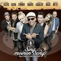 VARIOUS - SING MEINEN SONG-DAS TAUSCHKONZERT  CD NEU