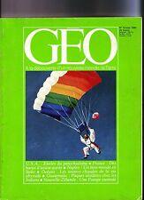 geo  magazine numero 15 - mai 1980