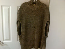 H&M Brown Sweater Vest - Size M - NWOT