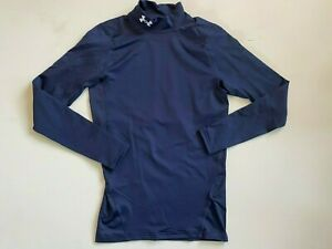 Under Armour New Comp Mock Long Sleeve Base Layer Men's Large Compression