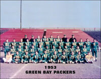 1953 Green Bay Packers Photo 8X10 - Jim Ringo -  Buy Any 2 Get 1 FREE
