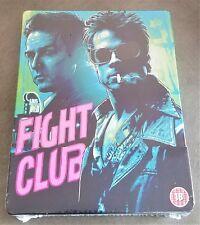 Fight Club (1999) Zavvi U.K. Exclusive Limited Edition Steelbook Region Free Oop