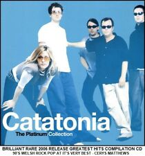 Catatonia - Very Best Greatest Hits Collection - 90's Rock Pop CD Cerys Matthews