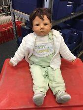 Sybille Sauer Resin Doll 65 Cm. Top Conditino