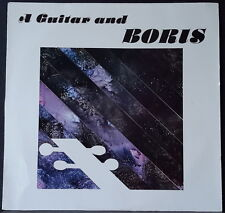 BORIS BOYICH - A GUITAR AND BORIS PRIVATE PRESS AUS GUITAR AUTOGRAPHED EX COND