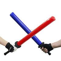 Sponge Swords Training Foam Sticks Chanbara Fighting Drills Cudgel 60cm 2pcs Set