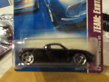 Hot Wheels Porsche Carrera GT TEAM: Exotics Black