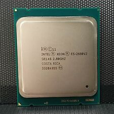 INTEL XEON E5-2680V2 2.80GHZ 10-CORE 25MB CPU PROCESSOR SR1A6 CPU Only