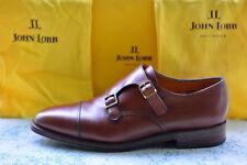 John Lobb Double Monk William Gr. 10 EE #2