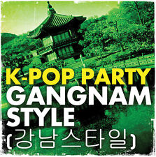 Various Artists, K-Pop Party - Gangnam Style [New CD] Manufactured On Demand