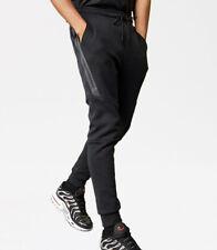 Nike Sportswear Tech Fleece para hombre Pantalones de chándal 805162-010 Negro Talla XXL Nuevo