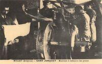 Millau - Gant Jonquet - Machine à refendre les peaux