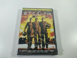 Stealth DVD 2005 New Sealed