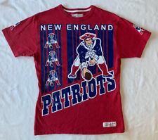 Mitchell & Ness New England Patriots Throwback T Shirt Size Medium M Vintage NFL