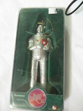 Kurt S. Adler 2001 Wizard of Oz Tin Man  Christmas Ornament