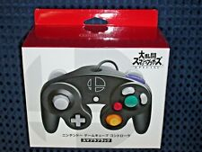 Nintendo Switch GameCube GC Controller Black Super Smash Bros Ultimate JAPAN F/S