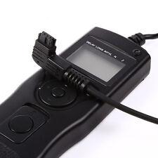 Timer Remote Cord For Sony Alpha A77II A99 ILCA-77M2 A900 Minolta Maxxum Dynax