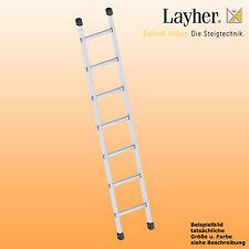 Layher Alu LKW-Leiter, 7 Sprossen,  L=2,13m, Typ 1060.007