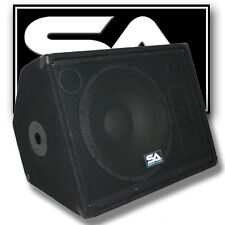 "Seismic Audio 15"" Floor/Studio/Stage MONITOR New PA/DJ Speaker Band"
