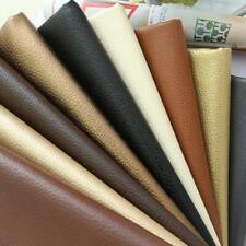 135x50cm Pu Leather Adhesive Sticky Rubber Patch Sofa Fabrics Textiles Home Fix