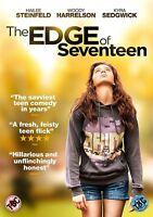 The Edge Of Seventeen DVD Nuevo DVD (EO52096D)