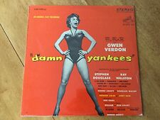 DAMN YANKEES Original Cast LP STILL SEALED! LSO-1021e Stereo RCA 1955 VERY RARE!