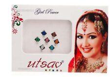 Bijou de peau strass-Bindi Mariage Bollywood-Danse orientale- FS12C  249